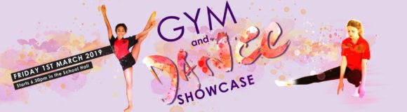 Gym & Dance Showcase – 1st March