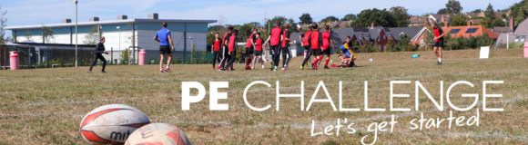 PE Challenges 6th-10th April