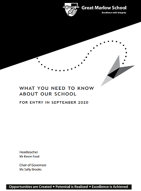 School information booklet